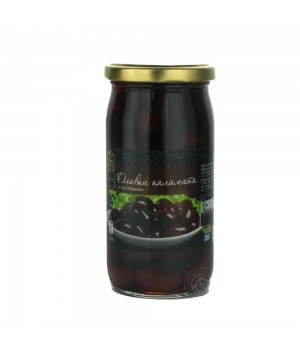 Olives Fine Food Kalamata with bone 350g