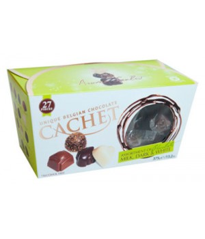 Chocolate candies Cachet 375g