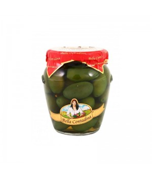 Olives Bella Contadina Cerignola Verde 314 ml