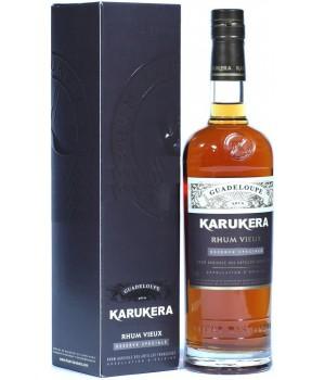 Rum Karukera Reserve Speciale (in box). 700 ml