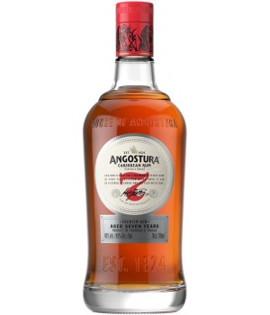 Rum Angostura 7 Y.O., 700 ml