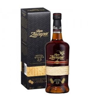 Rum Zacapa Centenario 23 Y.O. (in box), 700 ml