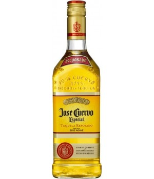 Tequila Jose Cuervo Especial Reposado, 700 ml
