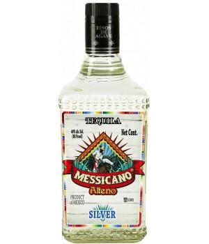 Tequila Messicano Alteno Silver 750 ml