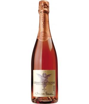 Sparkling Wine Doudet Naudin Cremant de Bourgogne Rose, 750ml