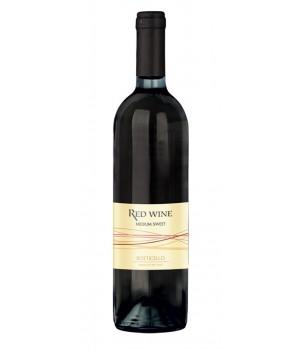 Wine Bottichello Red 750 ml