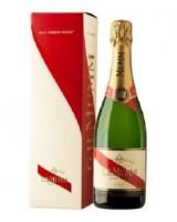 Шампанське Mumm Brut-Rose подар.уп. 0.75л.