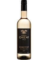 Вино Chateau Chizay Muskotaly біле сухе 0,75 л