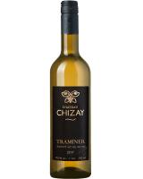 Вино Chateau Chizay Traminer біле десертне 0,75 л