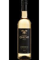 Вино Chateau Chizay Chersegi біле сухе 0,75 л