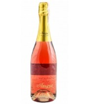 Sparkling Wine Cava Amaya Brut Rose 750ml