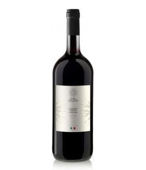 Вино Cabernet-Merlo Rubicone 1.5 л