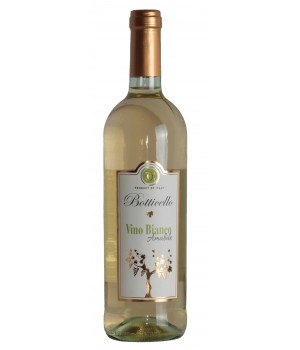 Wine Botticello White 750 ml