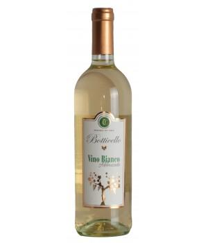 Вино Vino Bianco Abboccato біле сухе 0,75  л.