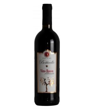 Вино Vino Rosso Abboccato черв. сухе 0,75  л.