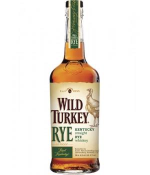 Bourbon Wild Turkey Rye, 700 ml