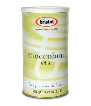 Chocolate Bristot Cioccobon Bianco, 1000g