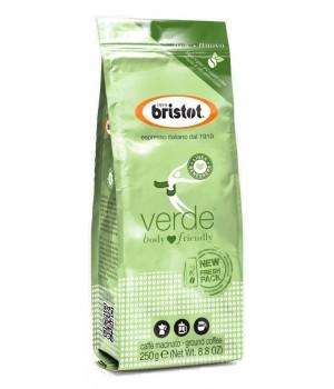 Coffee Bristot Linea Benessere Verde 250g