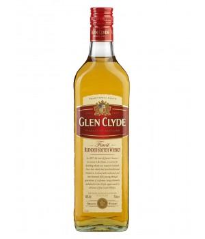 Scotland whiskey Glen Clyde 3 yo 0.7 l.