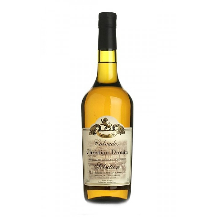 Кальвадос Calvados Selection Coeur de Lione, 0,7 л