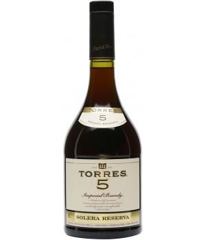 Бренді Torres 5 років 0.7 л