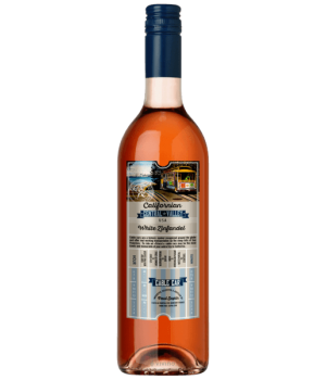 Вино Cable Car White Zinfandel рож. сухе 0.75 л