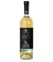 Вино Chardonnay Bio біле сухе 0,75 л