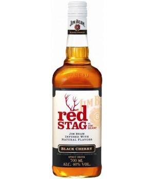 Віскі Jim Beam Red Stag 4 роки витримки 0,7 л 40%