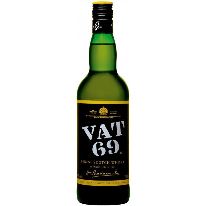 Віскі Vat 69 0,7 л.