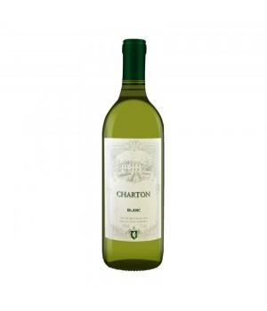 Вино Charton Blanc біле сухе 0,75 л