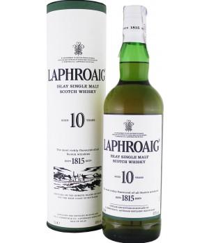 Віскі Laphroaig 10 yo, 0,7 л