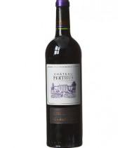 Вино Chateau Perthus червоне сухе 0,75 л