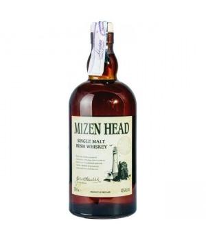 Віскі Mizen Head Single Malt Irish Whiskey 40% 0.7 л