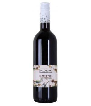 Вино Sangiovese Puglia NA.TI.VO черв. сухе 0,75 л