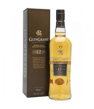Віскі Glen Grant 12 yo, 0,7л