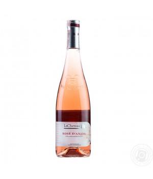 Вино LaChateau Rose d'Anjou рож. сухе 0,75 л