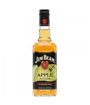 Віскі Jim Beam Apple 4 роки витримки 0,7 л 35%
