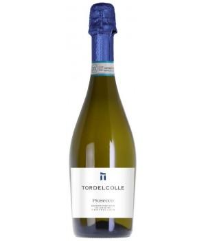 Вино ігр. Prosecco DOC Tor Del Colle біле екстрасухе 0,75 л