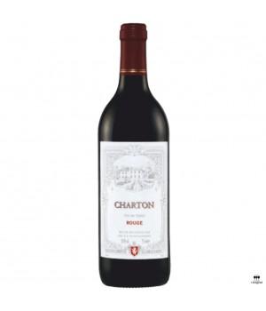 Вино Charton Rouge червоне сухе 0,75 л
