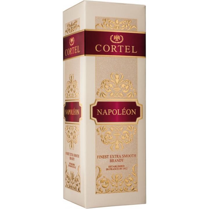 Бренді Cortel Napoleon 0,7 л