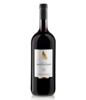 Вино Botticello Red Wine Dry червоне сухе 1,5 л