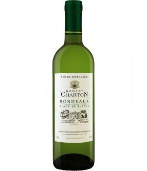 Вино Robert Charton Blanc біле сухе 0.75 л