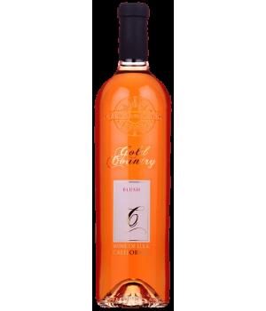 Вино Gold Country Blush рожеве н/сол 0,75 л