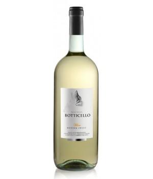 Вино Botticello White Wine Medium Sweet біле н/солодке 1,5 л