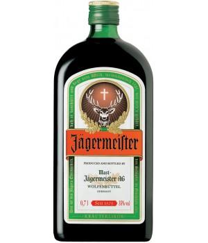 Liqueur Jagermeister 700ml