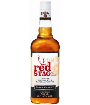 Liquor Jim Beam Red Stag 700 ml