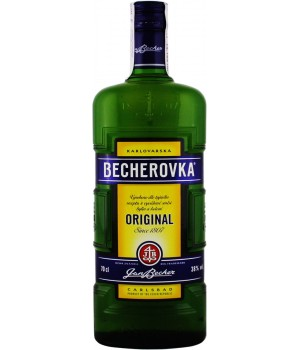 Liquor Becherovka 700ml