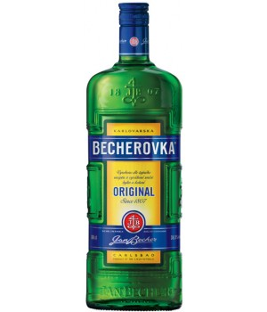 Liquor Becherovka 1000ml