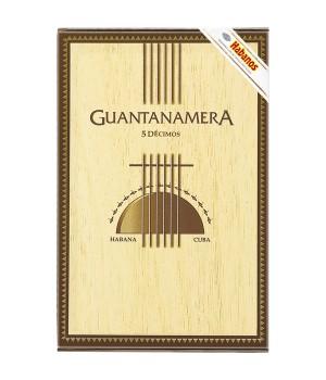 "Sigars Guantanamera Decimos""5"