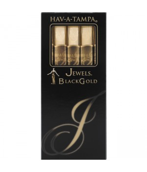 "Sigars Hav-A-Tampa Jewels Black Gold""5"